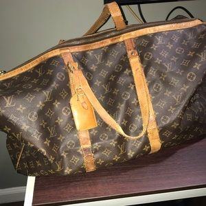 Louis Vuitton vintage duffle bag